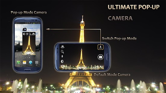 Ultimate Popup Camera(NoSound)- screenshot thumbnail