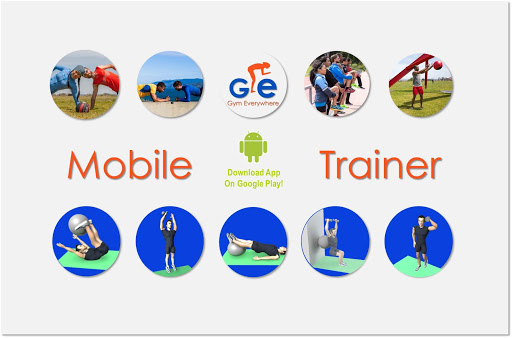 Gym Everywhere™ Mobile Trainer