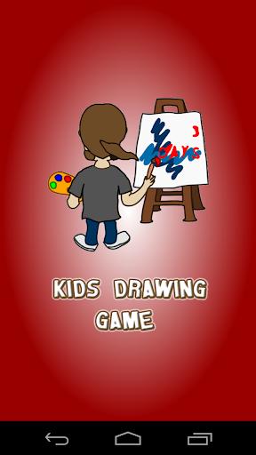 Kids Drawing Game