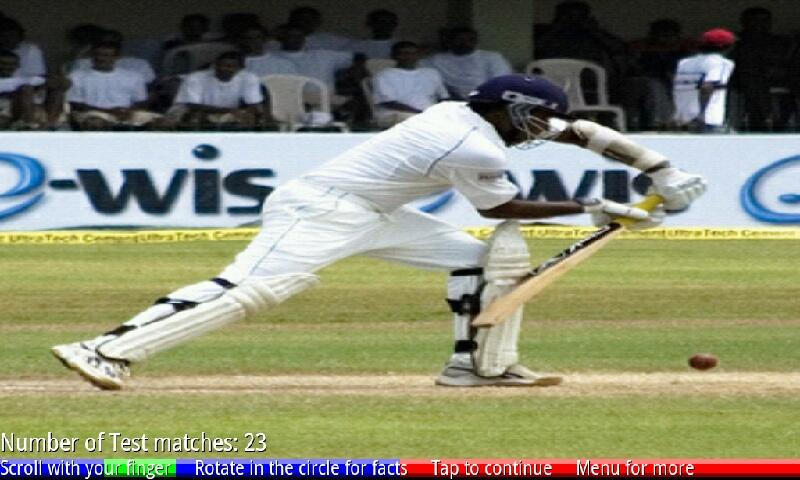 Test Cricketers of India 2- screenshot
