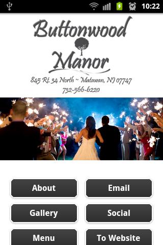 Buttonwood Manor App