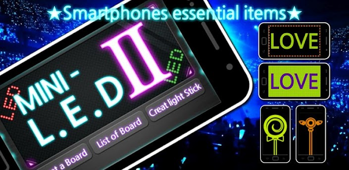 Mini-LED Scroller Premium apk
