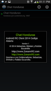 Chat Honduras- screenshot thumbnail