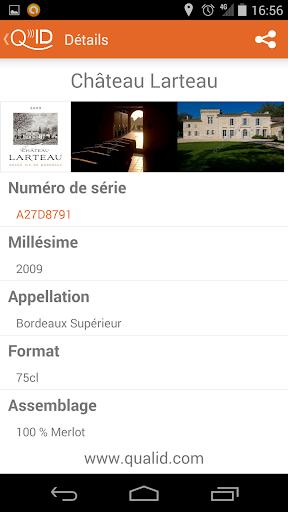 Приложения Qual'ID (apk) бесплатно скачать для Android / ПК screenshot