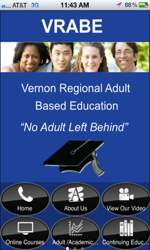 VRABE - Adult Based Education- screenshot