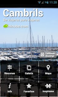 Guía de Cambrils - minube - screenshot thumbnail