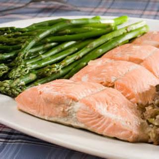 Poached Salmon I