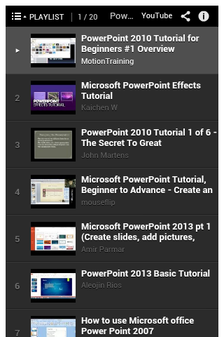 Ms PowerPoint Tutorial