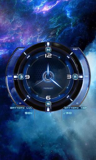Deep Space Mysteries Wallpaper