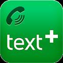 textPlus Free Text + Calls logo