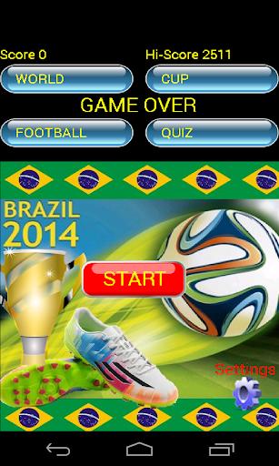 World Cup Football Allstars