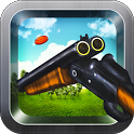 clay shooter 3D icon