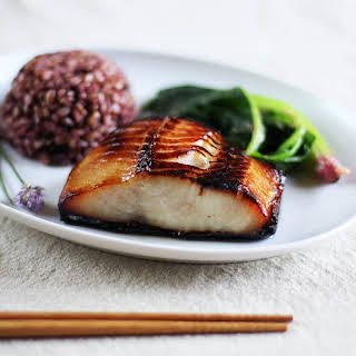 Nobu's Miso-Marinated Black Cod.