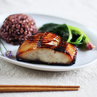 Nobu's Miso-Marinated Black Cod.