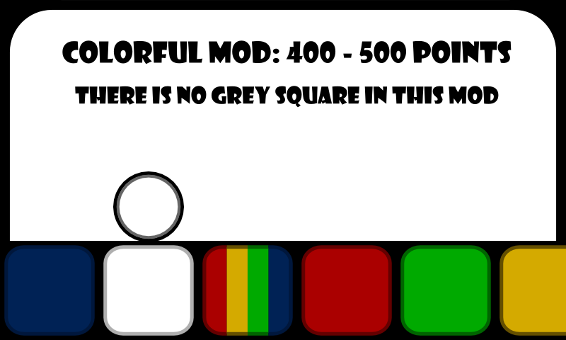 Colorful Squares- screenshot