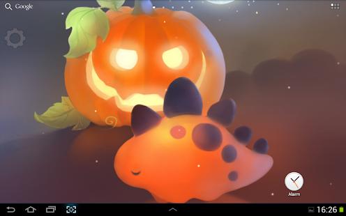 Halloween Dino