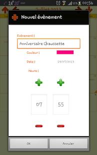 玩生產應用App|Mon Calendrier免費|APP試玩