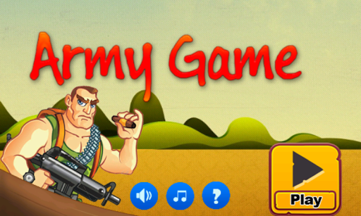 Army Game - running games