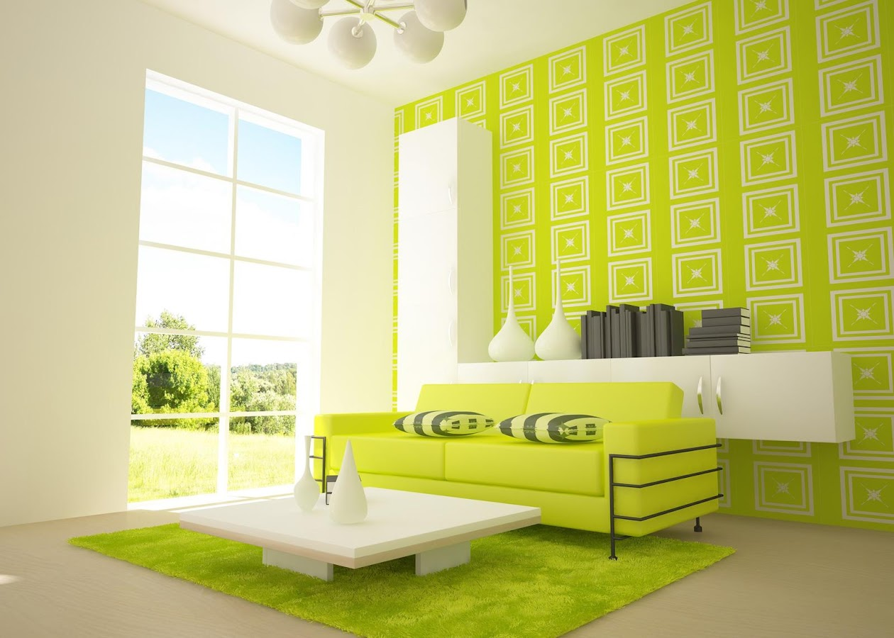 Green room color ideas - Green Room Painting Ideas Screenshot