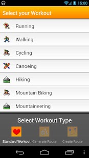 VirtuaGym Cardio GPS- screenshot thumbnail