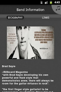 Brad Sayre - screenshot thumbnail