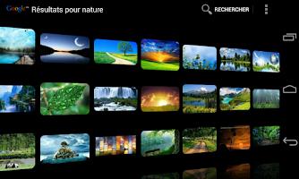 Screenshot of DroidIris+ : Image Search