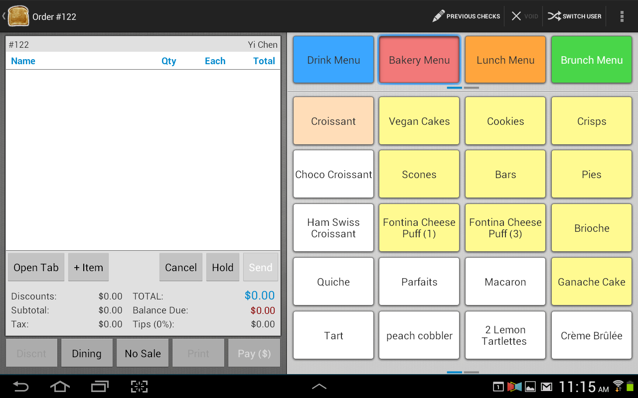 Toast All In One Pos Android Apps On Google Play
