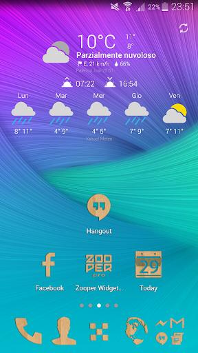 Chronus - Weather Now Icon Set 이미지[2]