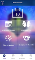 Screenshot of Qibla Quran Prayer : Deenwise