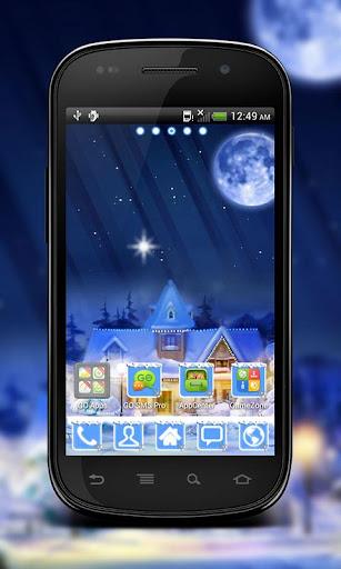 GO Launcher EX Silent Night