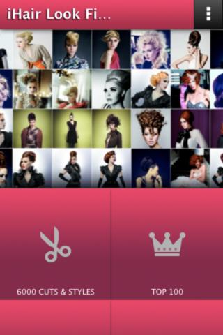 iHair Look Finder