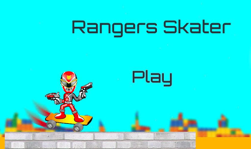 Rangers Skateboard game