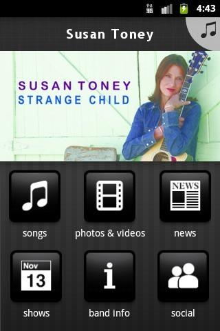 Susan Toney - screenshot