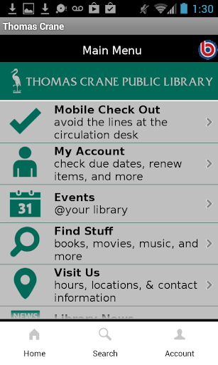 Thomas Crane Library Quincy