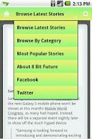 Screenshot of 8 Bit Future