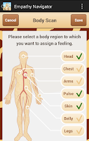 Screenshot of Empathy Navigator