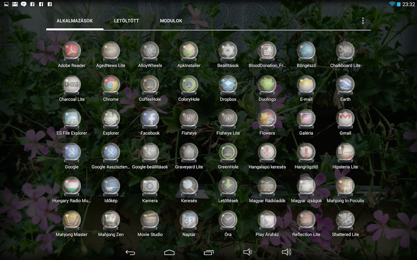 Snow Globe Icon Pack- screenshot