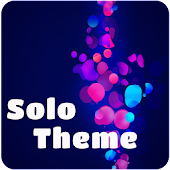 Cool Purple Solo Theme