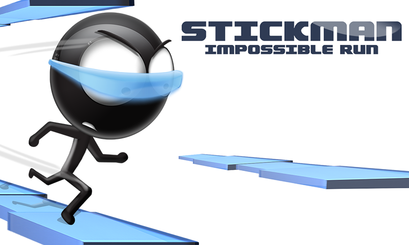 Stickman Impossible Run- screenshot