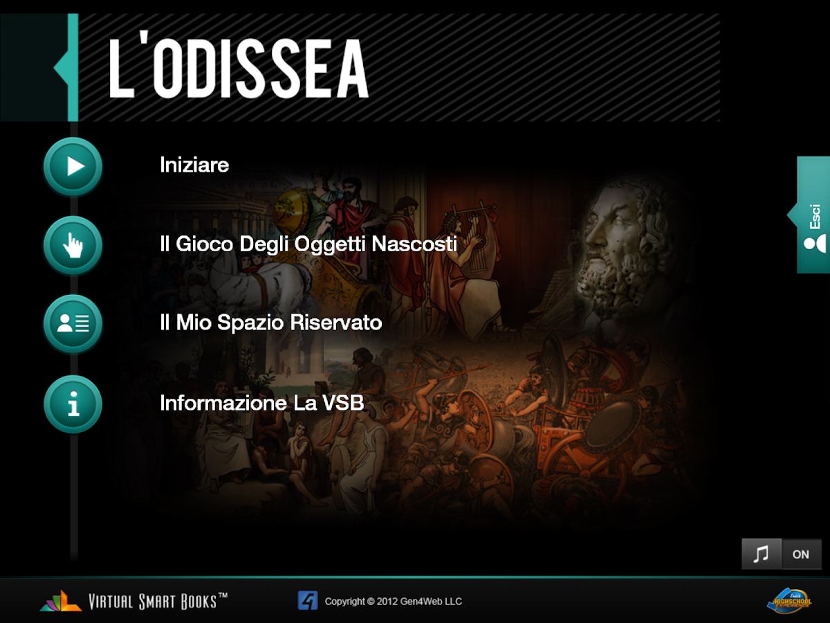 L'Odissea - screenshot