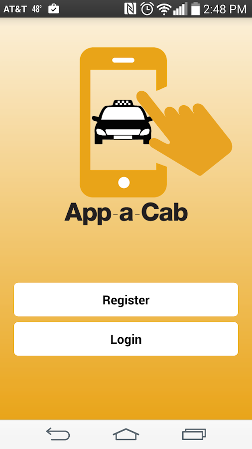 App-A-Cab Hampton Roads - screenshot