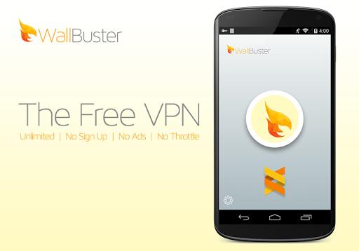 WallBuster Free VPN