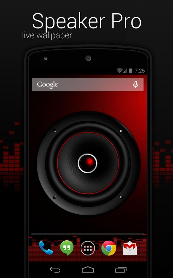 Speaker PRO - screenshot