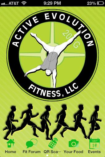 Active Evolution Fitness