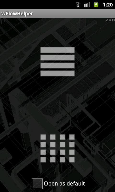 wFlowHelper- screenshot