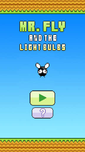 Mr. Fly and the Light Bulbs