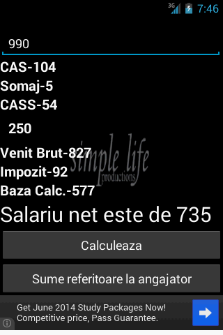 Stat de Plata - screenshot