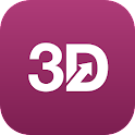 3D Markets icon