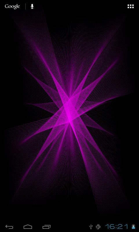 Abstract Live Wallpaper- screenshot