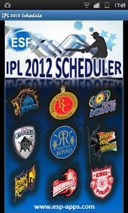 IPL Calendar - screenshot thumbnail